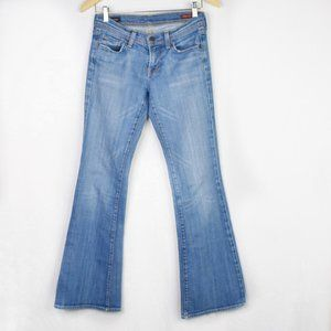 Citizens of Humanity Ingrid Stretch Low Rise Jeans